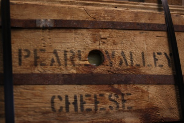 pearl valley cheese crate
