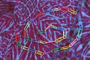 paperclip spiral