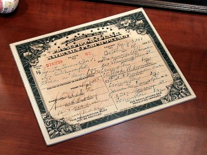 prohibition prescription