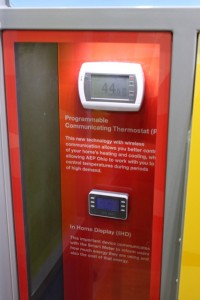 programmable communicating thermostat