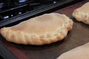 baked empanada