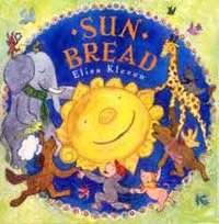 sunbread by elisa kleven cover