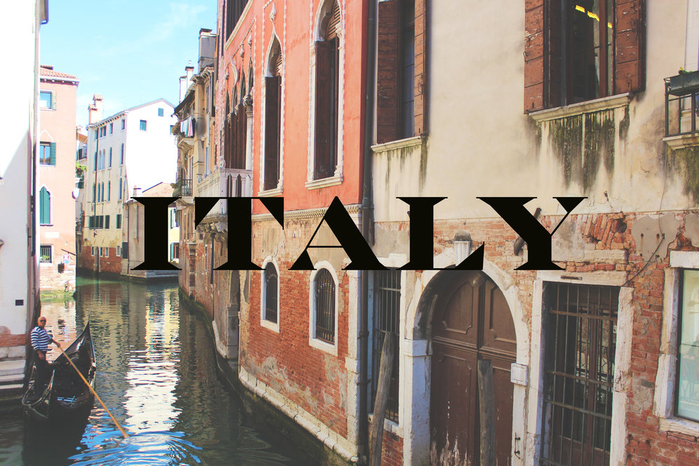 Pisa and Partings    Five Lands, Two McDaniels    Genoa: Italy's Forgotten City    Venice: A City, An Experience