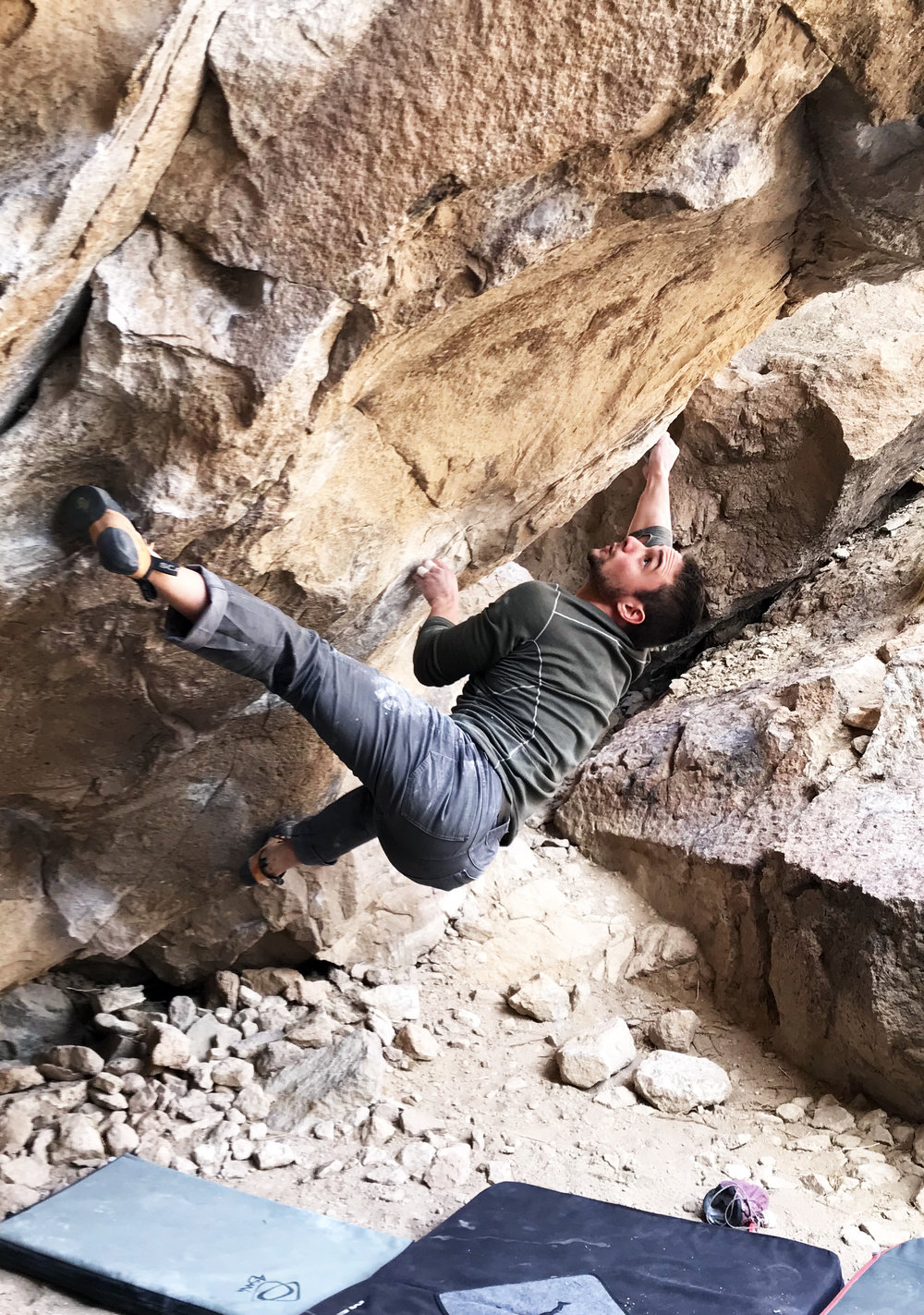 Standing Kill Order (V9) in the Happy Boulders