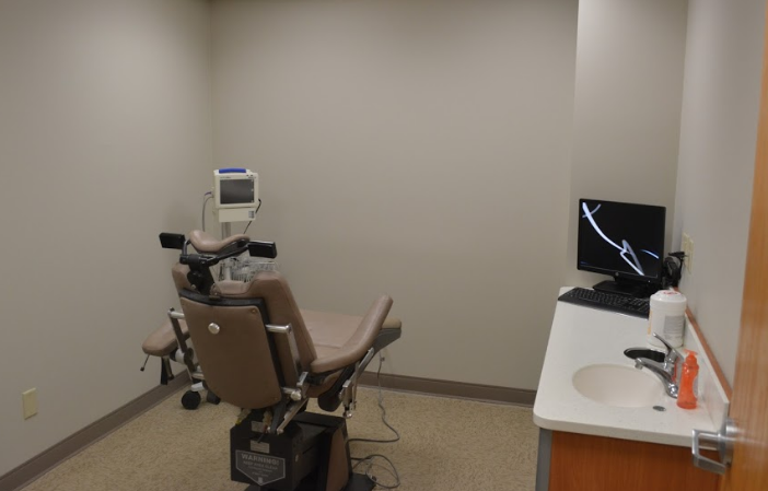 Oral Surgery Treatment Room
