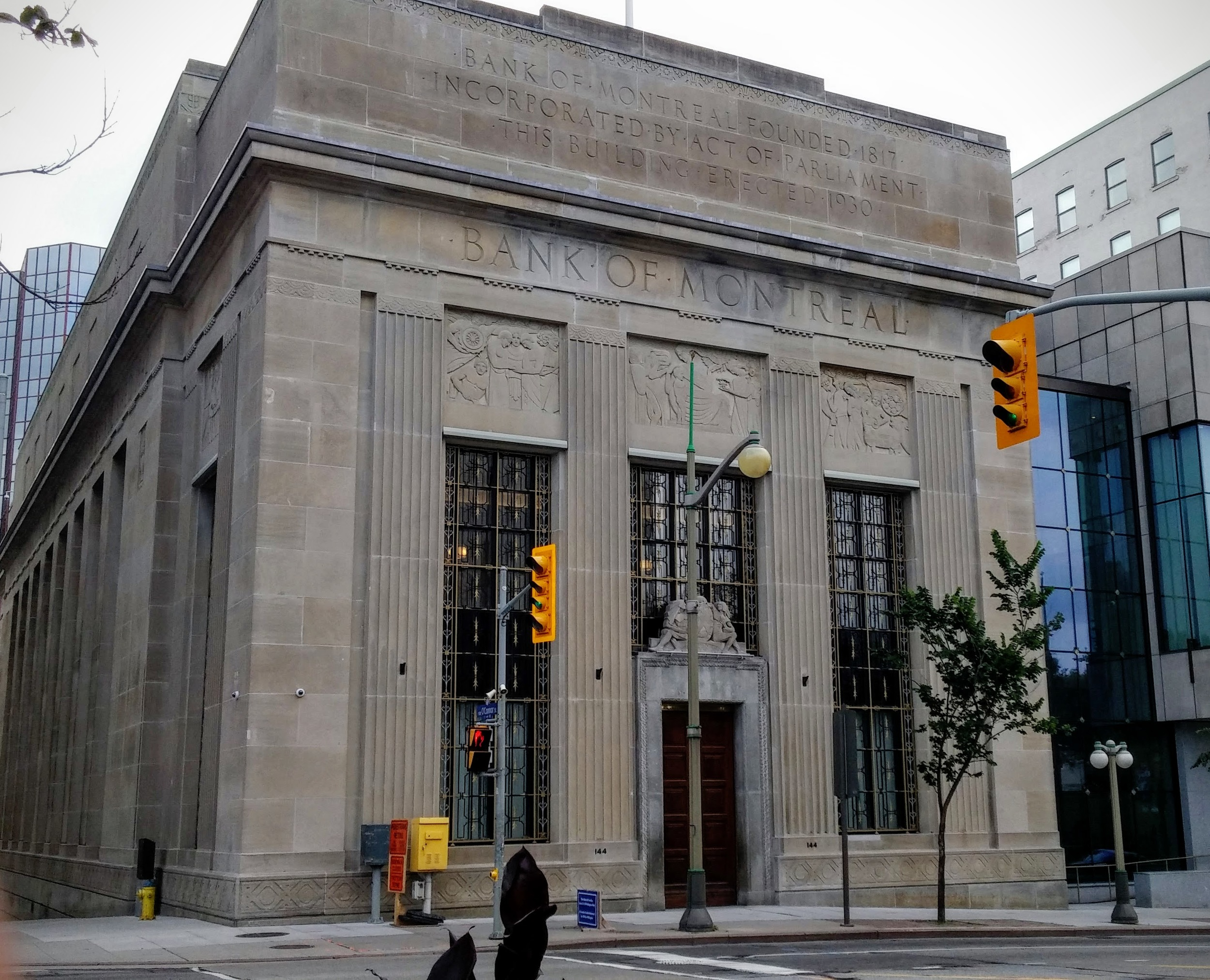 Bank of Montreal Ottawa