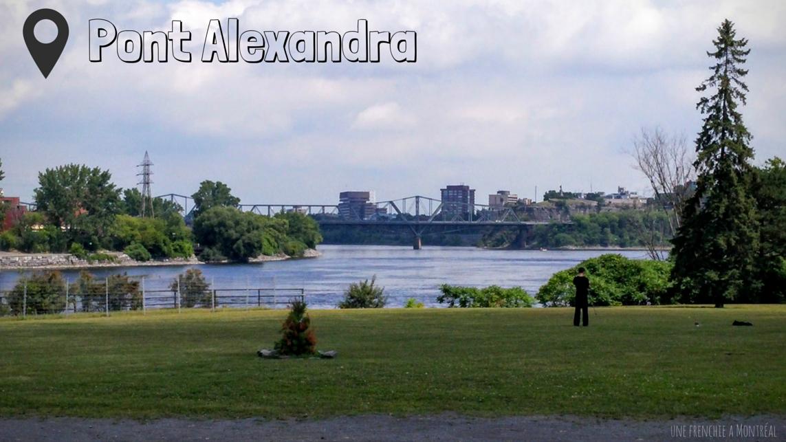 Pont Alexandra Ottawa