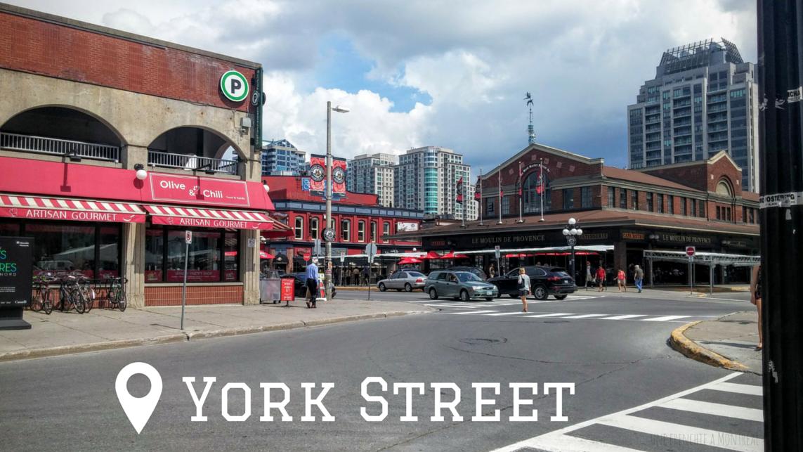 York Street Ottawa
