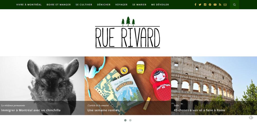 Rue Rivard