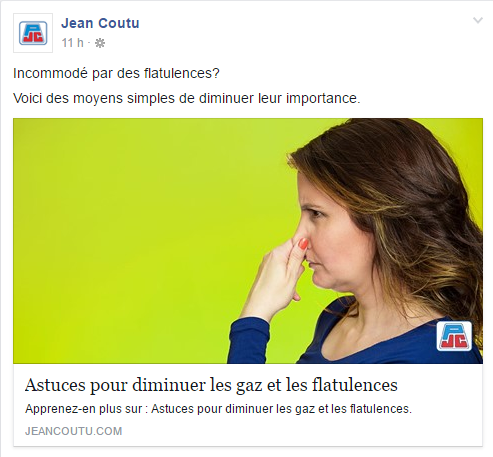 post facebook jean coutu