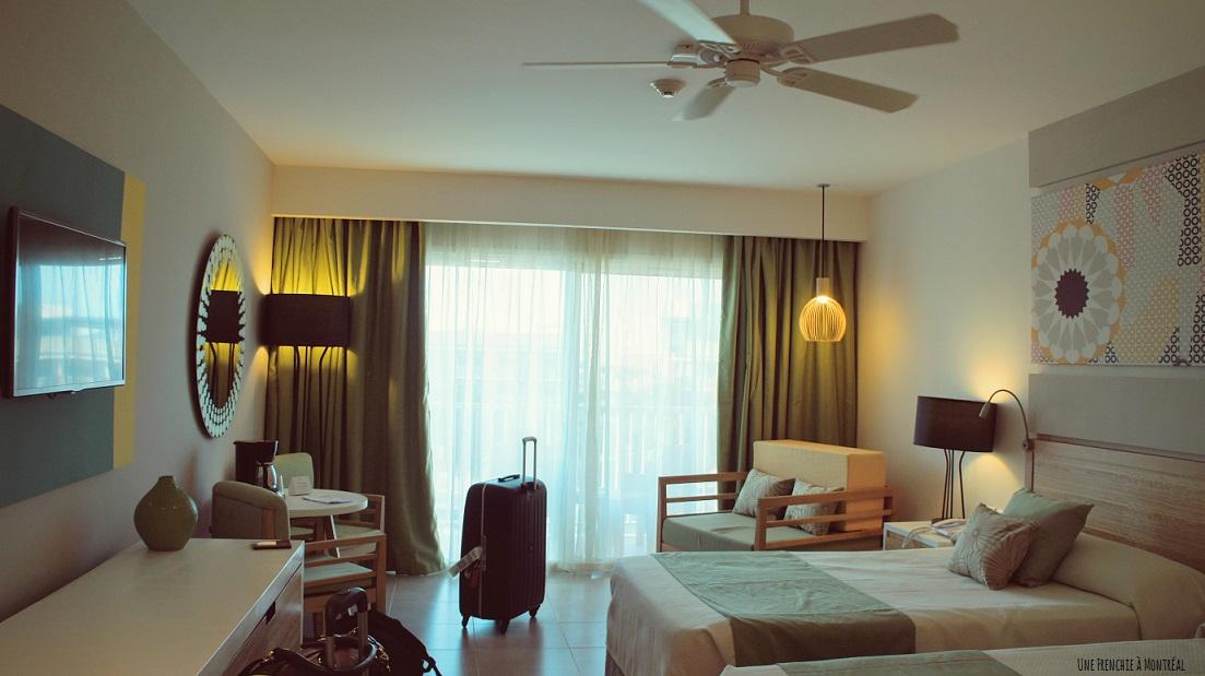 Chambre hôtel Ocean Vista Azul