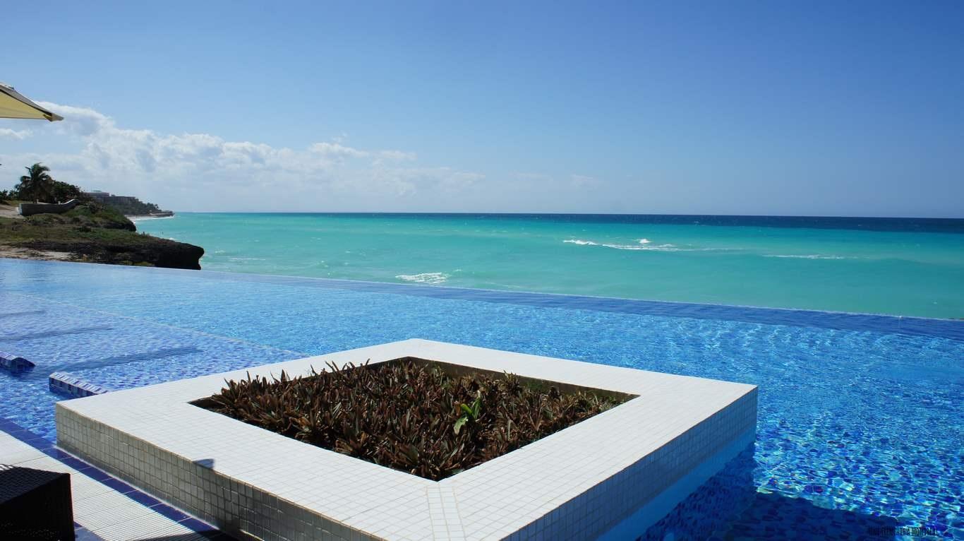 vue piscine ocean