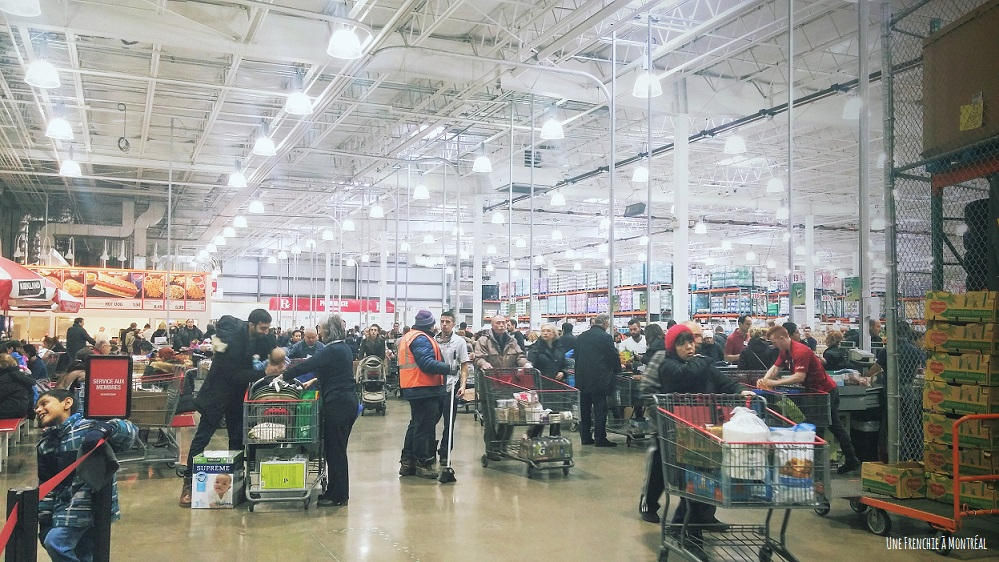 magasin Costco