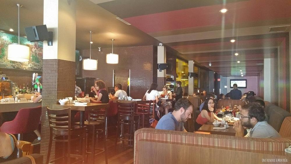 Restaurant Universel Montréal