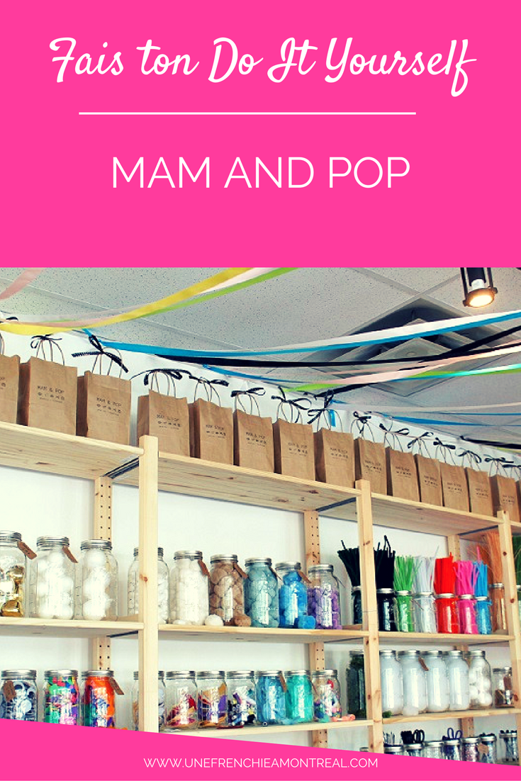 boutique mam and pop