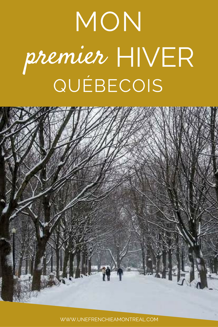 premier hiver montreal