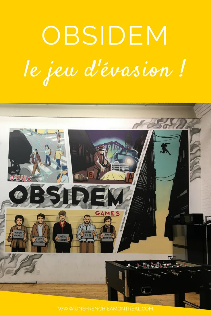 obisdem - espace game