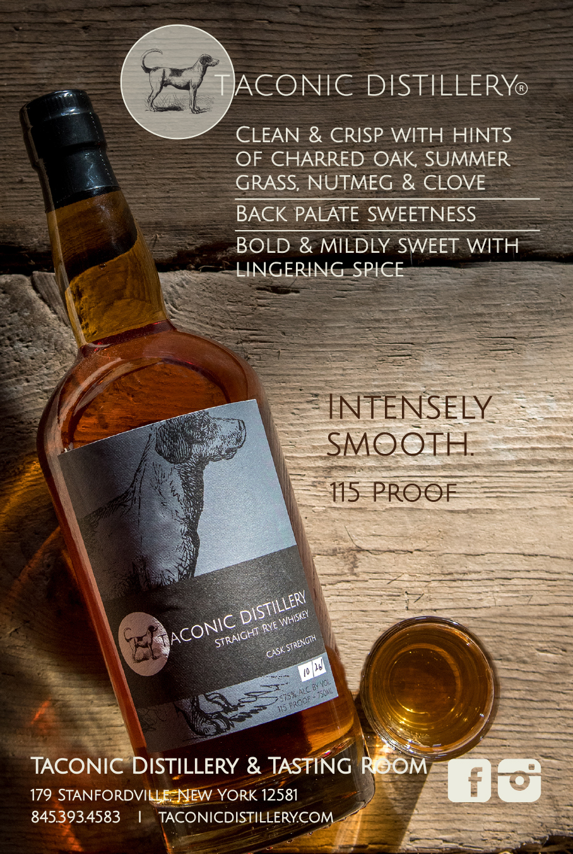 Cask Strength Rye Whiskey