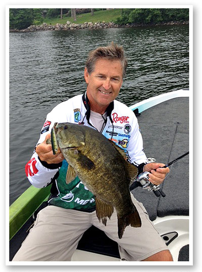 The AOY Championship promises plenty of big smallmouth action.