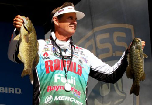 Overall, mine was a very productive season. Next comes the Bassmasters Classic!