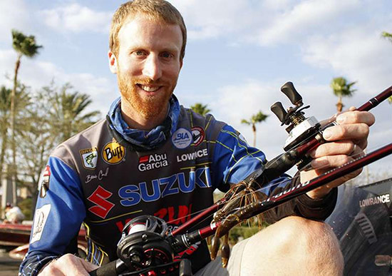 photo by Ronnie Green, courtesy of BASSMASTER.com
