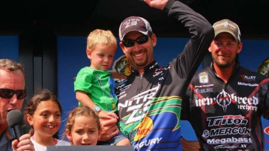 Photo by James Overstreet, courtesy of Bassmaster.com