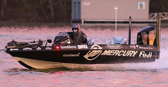 A new year, a new look! - photo courtesy of BASSMASTER.com