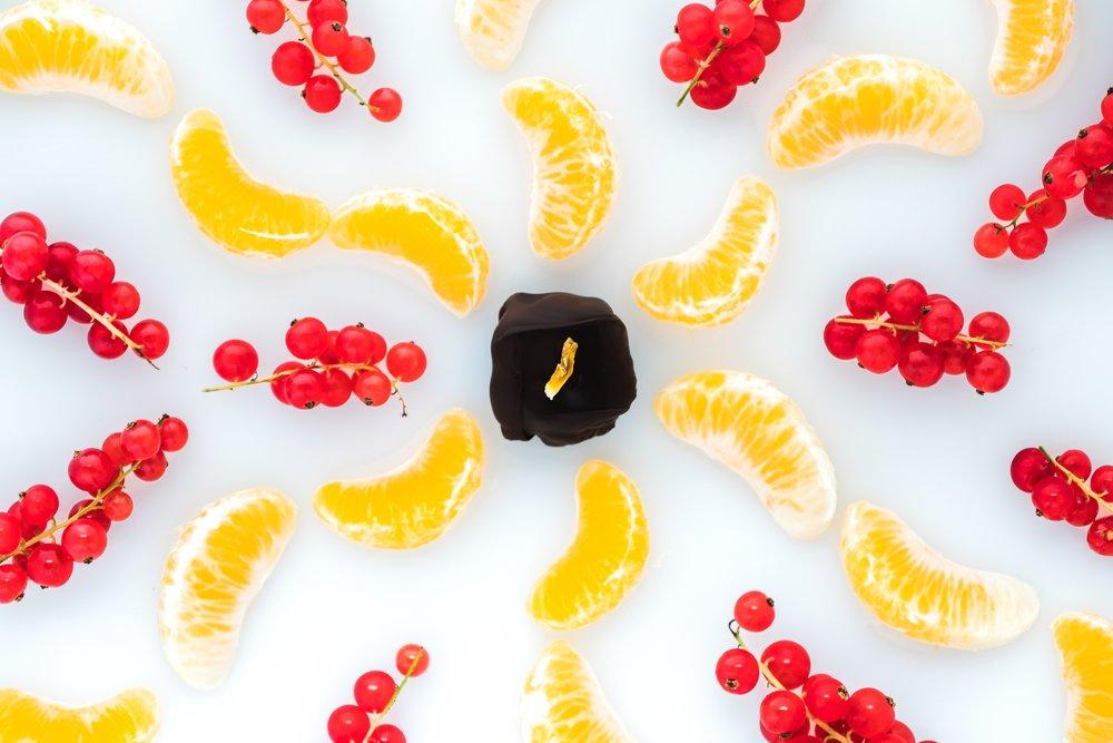 Tangerine &  Currant