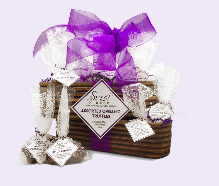 Create your own 36 pc gift basket sweet vegan create your own 36 pc gift basket negle Images