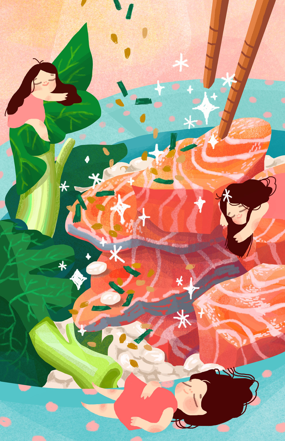 Artwork by Subin Yang