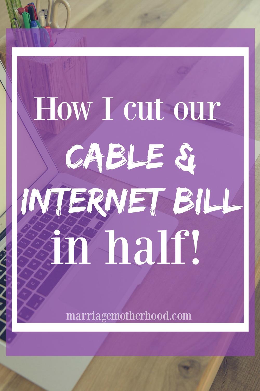 how-to-cut-bills-in-half
