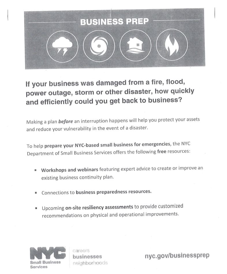 Small Business Resources  Westchester Square Business Improvement  Learn More