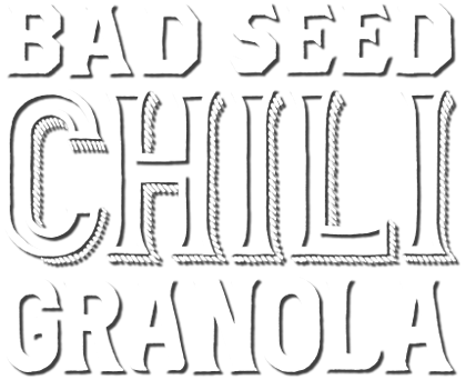 Bad Seed Chili Granola