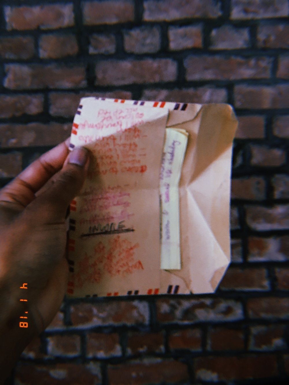 Penpal lettre+envelope