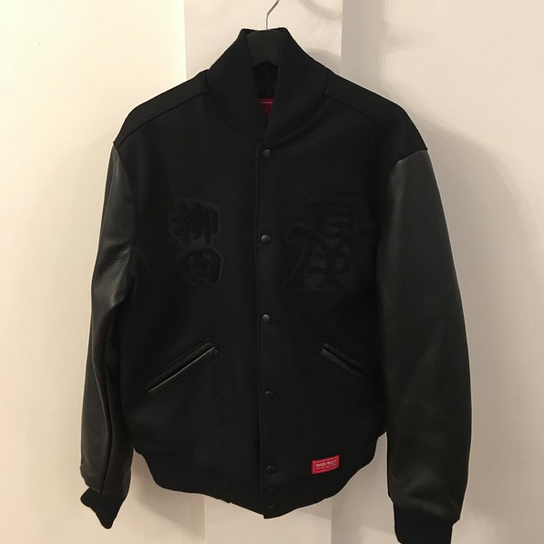 Varsity Jacket Yanagida Projects