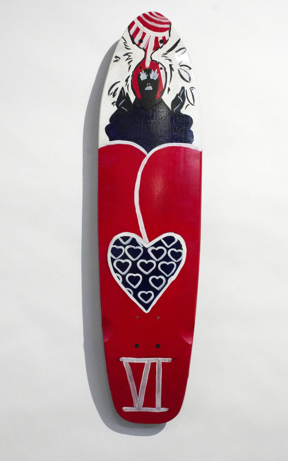 Lovers: VI Hearts