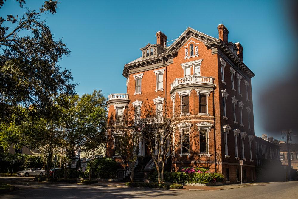 The Haunted Kehoe House, Savannah Georgia