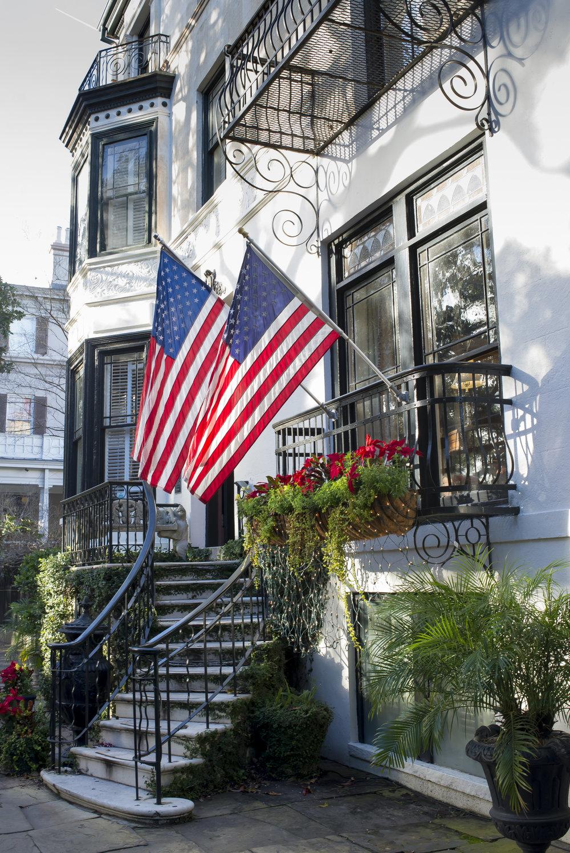 The Ballastone Inn, Savannah, GA, Genteel & Bard