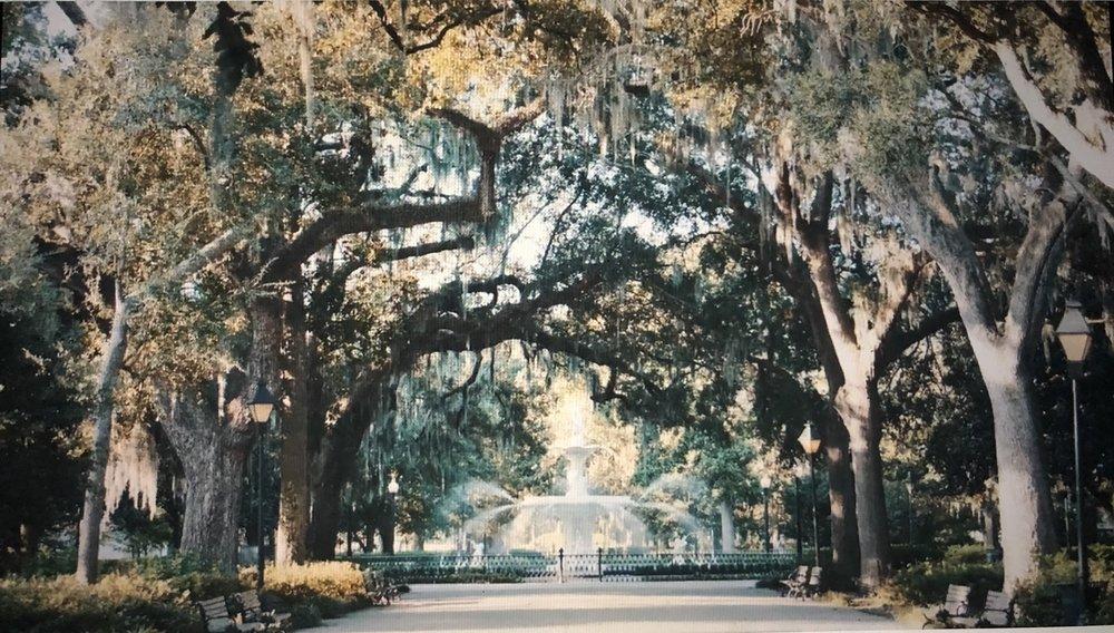 Forsyth Park and Fountain, Savannah GA | Genteel & Bard