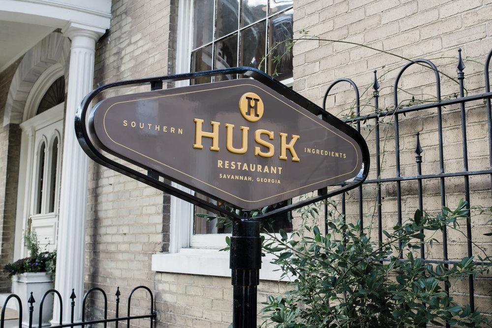 Husk Restaurant, Savannah GA | Genteel & Bard