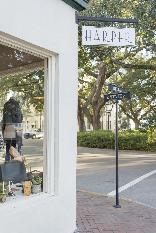 Harper Boutique, Savannah GA | Genteel & Bard