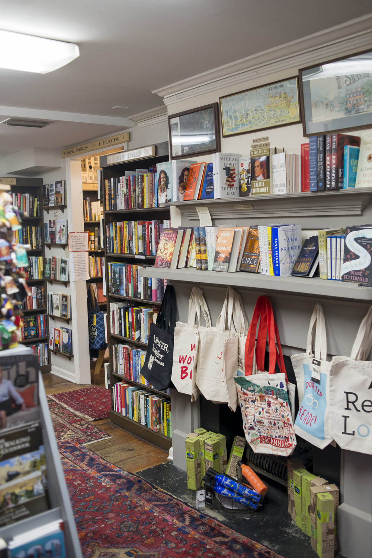 E. Shaver Bookseller | Savannah GA | Genteel & Bard