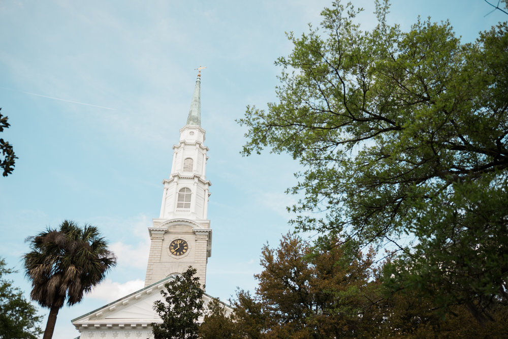 IPC Savannah Steeple on Bull Street