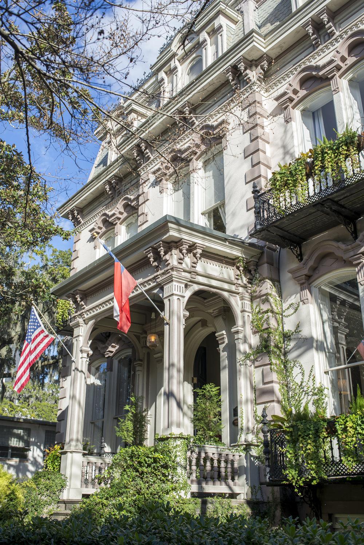 The Hamilton-Turner Inn, Savannah GA | Genteel & Bard