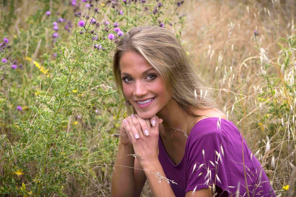 Senior Portrait Lynne Nelson Photography