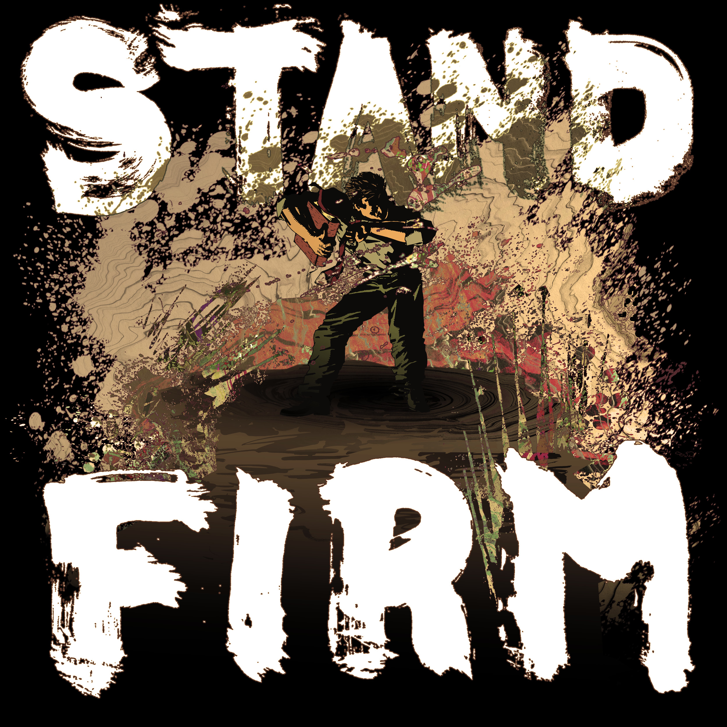 Stand Firm graphic web