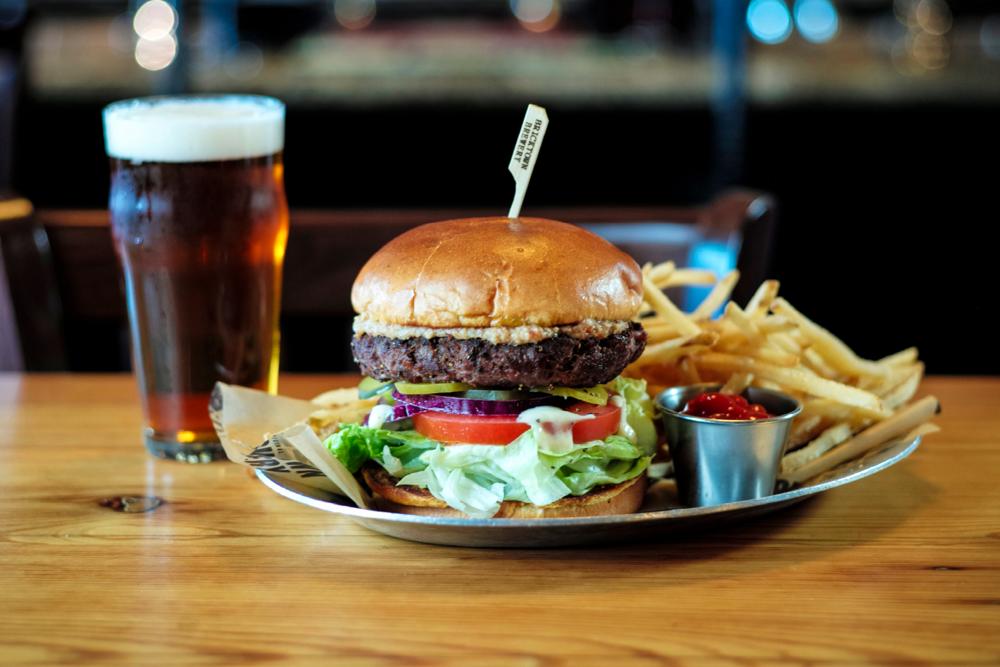 Brewery Burger