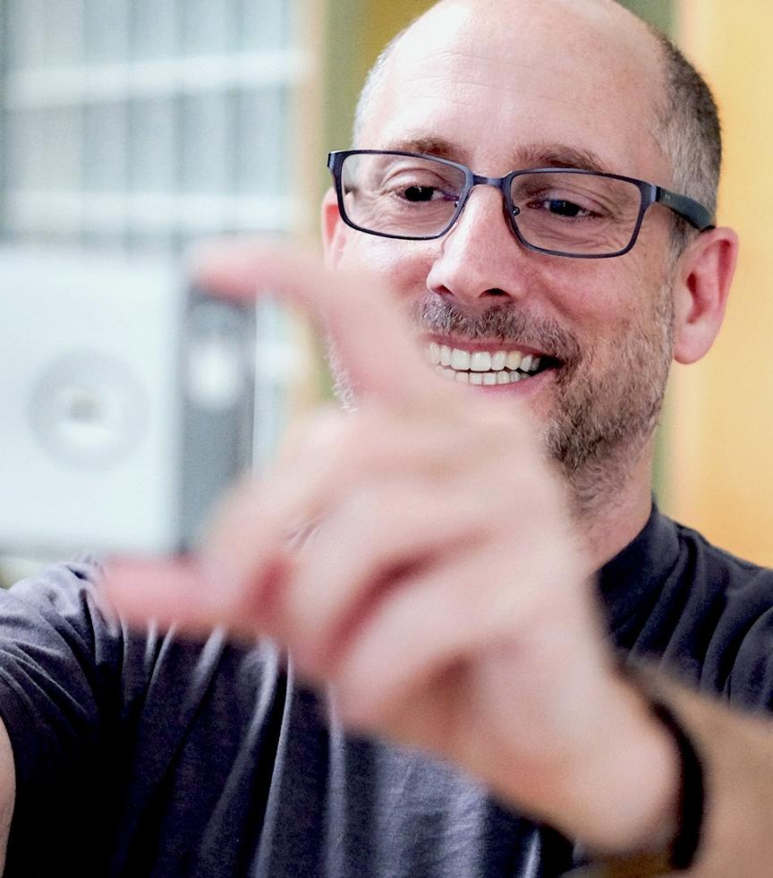 Greg Morris Associate Creative Director