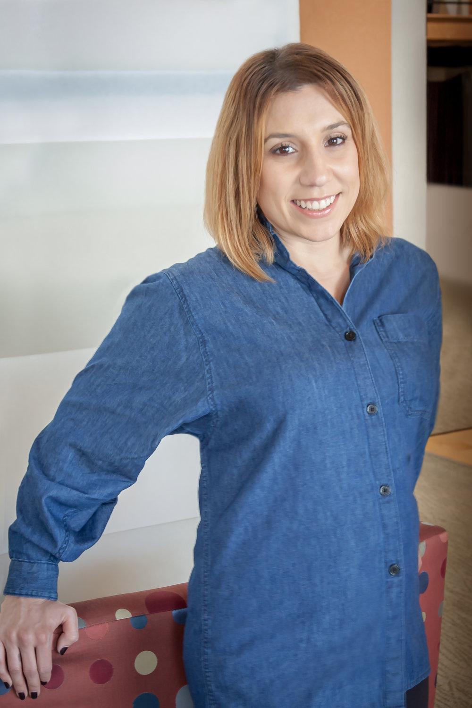 Marina Urbina     Executive Assistant