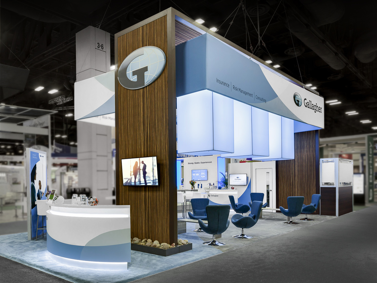 Exhibition Booth Photography : Testimonial outreach ajg tradeshow u2014 brand33
